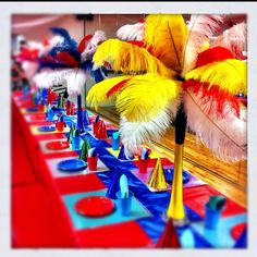 Kids circus theme party