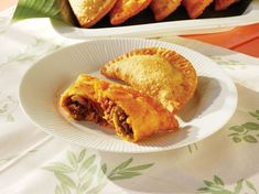 Sweet and Savory: 12 Favorite Latin Empanadas Beef Empanadas, Goya Recipes Puerto Rico, Puerto Rico Food, Pork Recipes, Mexican Food Recipes, Dessert Recipes, Cooking Recipes, Lunch Recipes, Pastries