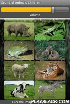 Animal Sound Ringtones Free  Android App - playslack.com , Animal Sound Ringtone: is a fun application to learn about the animal kingdom.With this application you will be able to know the different types of animal sounds for your cell phone.Ideal for teaching children about the kingdom have sound and images illustrate the different animals and their environment in which they live.Let children or young people to explore the animal kingdom by learning about the animals visually, by sound and…