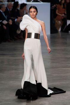 ladolcevitabella: Stephane Rolland Haute Couture F/W13