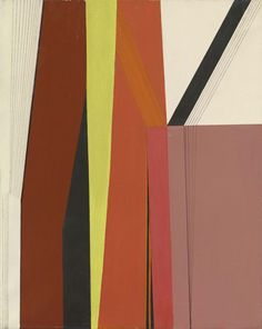 Alvaro Monnini - Verticalità come tendenza - Olio su tela - 91x72