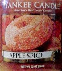 """""""Apple Spice"""" Yankee Candle Fall 2014!"""
