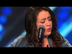 ▶ Anna Clendening Nervous Singer Delivers Stunning 'Hallelujah' Cover America's Got Talent 2014 - YouTube