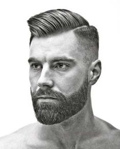 Ultimate style guide to get the perfect beard neckline. Trimming the beard neckline is one of the most important aspects of a good looking beard. Stylish Short Haircuts, Haircuts For Men, Bob Haircuts, Beard Styles For Men, Hair And Beard Styles, Facial Hair Styles, Short Beard Styles, Trimmed Beard Styles, Beard Neckline