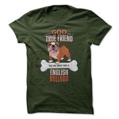 True Friend English Bulldog T-Shirts, Hoodies (22.99$ ==► Order Here!)