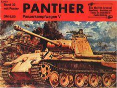 Livre - Revue Panther - Waffen Arsenal 033
