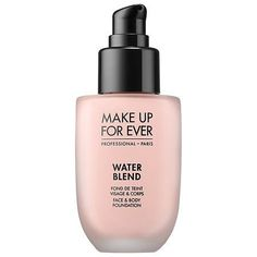 These+Waterproof+Foundations+Hold+Up+Even+On+The+Sweatiest+Summer+Days+#refinery29+http://www.refinery29.com/best-waterproof-foundation#slide-1