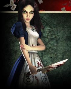 Alice Liddell - American McGee's Alice Wiki - Madness Returns!