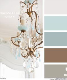 42 ideas living room decor brown couch teal design seeds for 2019 Design Seeds, Painted Chandelier, Home Goods Decor, Home Decor, Brown Couch, Colour Schemes, Color Palettes, Color Combos, My New Room