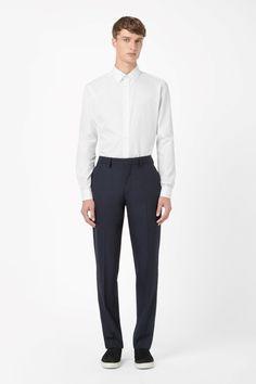 COS | Slim cotton shirt