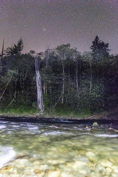 ✯ Beckler River Night