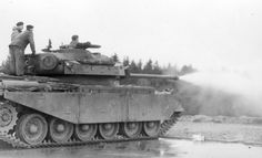 Fire! | by Paul Bettany The Centurions, Paul Bettany, Fire Powers, Tank Design, Battle Tank, Korean War, Armored Vehicles, British Army, Cold War