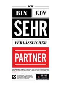 """Aktionen """"Print wirkt"""" und """"Print Power"""" 2011"""