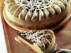 Cheesecake al cioccolato di Luca Montersino | Peccati di Gola