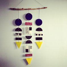 Snohlin - wall hanging DIY inspiration