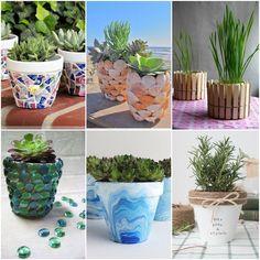 Kvety sú krásnou ozdobou vášho príbytku alebo záhrady. Avšak kvetináče, v ktorých ich pestujeme sú často jednotvárne. Najčastejšie sa používajú terakota kvetináče.