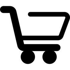 Online Store Shopping Cart free vector icons designed by Freepik Vector Icons, Vector Free, Small Wooden Stool, Cart Logo, Cart Icon, Supermarket, Doodle Art Journals, Diy Tattoo, Symbol Logo