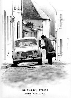 Histoire de la Renault 4