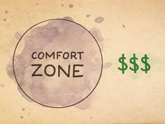 Outside of Your Comfort Zone is Where You Make Money http://LamboGoal.com/12