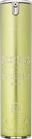 Kita Wood Moisturising Serum Complex – The new approach to Skincare