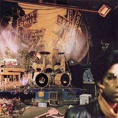 Prince - Sign of the Times. Album cover animated #gif