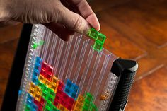 Tetris Connect Four - Take My Paycheck - Shut up and take my money!   The coolest gadgets, electronics, geeky stuff, and more!
