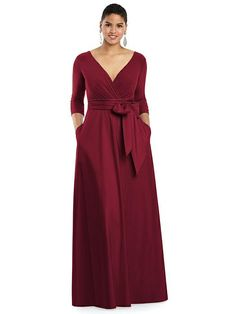 Alfred Sung Bridesmaid Dresses : The Dessy Group Alfred Sung Bridesmaid Dresses, Navy Blue Bridesmaid Dresses, Bridesmaids, Bridesmaid Dresses Plus Size, Wedding Dresses, Maid Of Honour Dresses, Dresses For Work, Dresses With Sleeves, Pretty Outfits