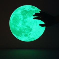 Moonlight Wall Sticker