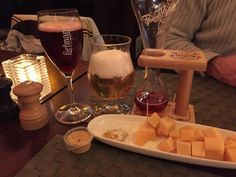 Cafe Pick in Bruges, Belgium