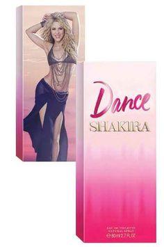 """Veja as primeiras imagens de """"Dance"""" o novo perfume da Shakira"""