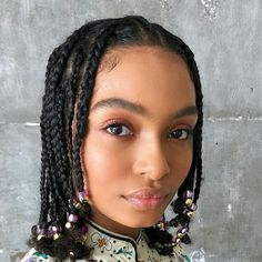 Healthy, beautiful and glowing skin starts from the inside out. If your goal is to get gorgeous glowing skin this season and every season then be. Natural Curls, Natural Hair Styles, Black Hairstyles, Cool Hairstyles, Flat Twist Out, Hair Milk, Honey Hair, Color Your Hair, Beautiful Braids