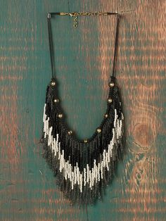 i want. #tribal necklace