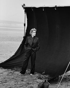 therealpeterlindbergh Catherine Deneuve, Deauville, 1991  #FromTheVault #LindbergStories #CatherineDeneuve #2bmanagement #gagosiangallery #LindberghMUCH #KunsthalleMUC