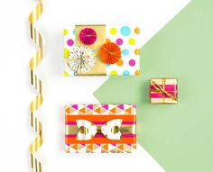 HOORAY! magazine #gifts #wrapping