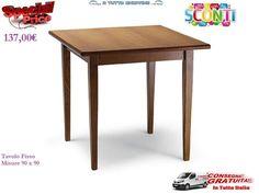 Tavoli e sedie in offerta