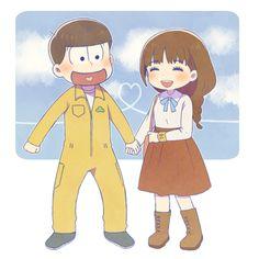 おそ松さん Osomatsu-san「♡」/「鮎」のイラスト [pixiv]