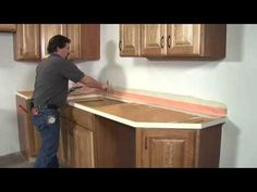 KERDI BOARD   Countertops   YouTube