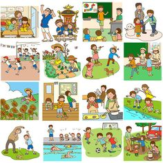 1 million+ Stunning Free Images to Use Anywhere Story Sequencing, Kids Background, Kids Schedule, Free To Use Images, Magazines For Kids, Pause, Speech And Language, Reading Comprehension, Speech Therapy