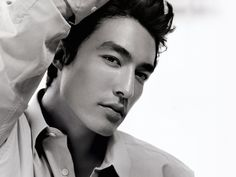 Ethnic Models   distinct ethnic differences daniel henney a korean american model ...