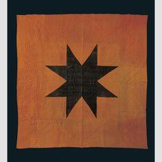 Center Star Quilt Artist unidentified