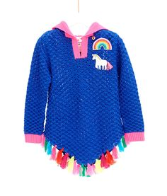 ef4064d90ddd9 Mim-Pi 325 Jersey Top with Beautiful Brightly Coloured Chevron Print