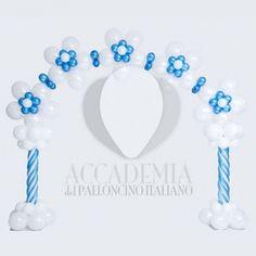 A Flower Arch | Accademia del Palloncino Italiano