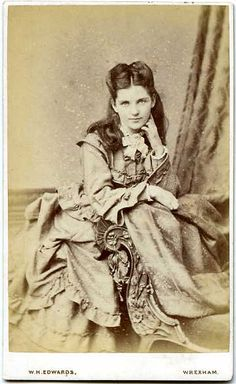 Victorian Lady - Wrexham, Wales
