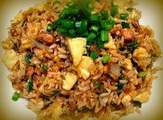 Delicioso arroz chaufa especial