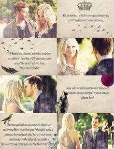 Klaroline. The Vampire Diaries. ♥