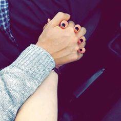 ايد Cute Couples Texts, Cute Couples Goals, Couple Goals, Couple Picture Poses, Cute Couple Pictures, Hold My Hand, Picture Outfits, Arm Warmers, Picture Video