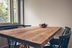 Plank Table, Dining Room, Dining Table, Kitchen Decor, House Design, Architecture, Furnitures, Interior, Decoration