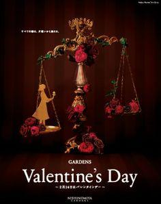 GARDENS Valentine's Day