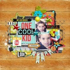 Kid Cool by Traci Reed, Meghan Mullens and Digilicious Designs