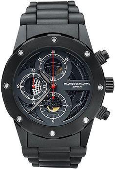Maurice De Mauriac Zurich- Chronograph Diver